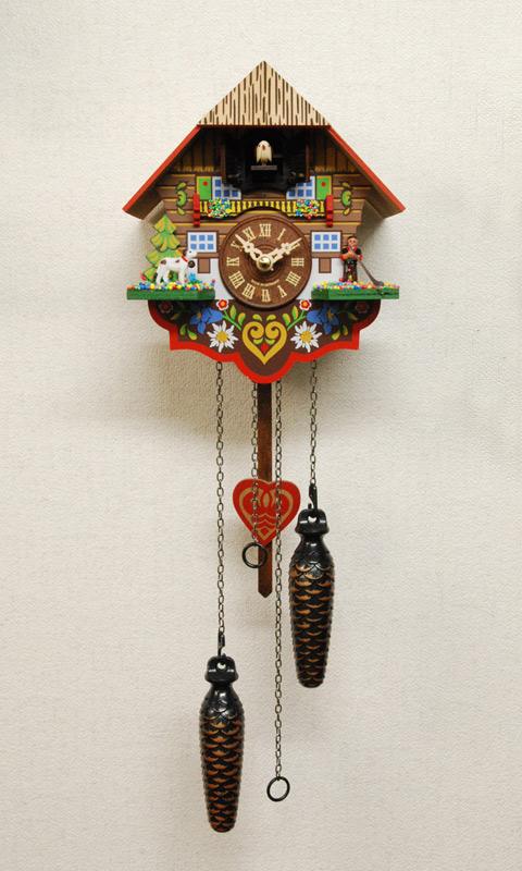 出典:森の時計 鳩時計専門店